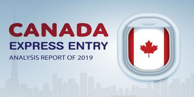 Canada Express Entry System 2019 Analysis Report