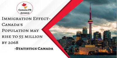 Immigration can take Canadas Population up to 55 million by 2068: Statistics Canada