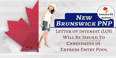 New Brunswick will Target Express Entry Pool Candidates