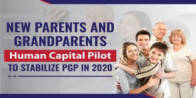 New Parents and Grandparents Human Capital Pilot to Stabilize PGP 2020