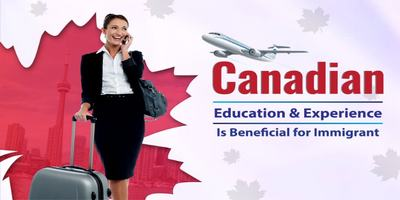 Canadian Study or Work Experience can be Beneficial for Immigrants