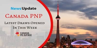 Canada Pnp Draws Opened This Week- 23rd March 2019
