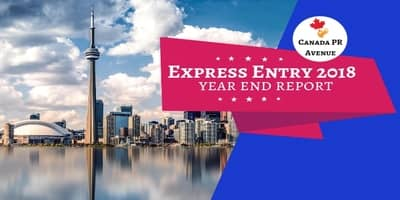 Express Entry 2018 Year-End Report