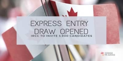 Express Entry Draw Opened