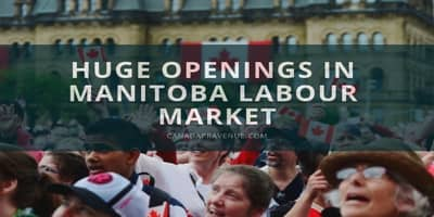 Huge Job Openings Manitoba Labour Market