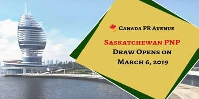 Latest SINP Draw Opened on March 6, 2019